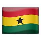 Flag For Ghana Emoji - Copy & Paste - EmojiBase!