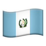Flag For Guatemala Emoji - Copy & Paste - EmojiBase!