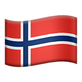 Flag For Norway Emoji - Copy & Paste - EmojiBase!