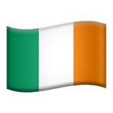 Image result for irish flag emoji