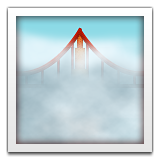 Foggy Emoji (Apple/iOS Version)