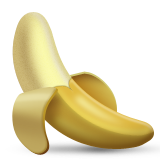 Banana Emoji (Apple/iOS Version)