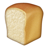 Bread Emoji (Apple/iOS Version)