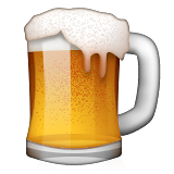 Beer Mug Emoji (Apple/iOS Version)