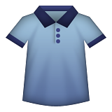 T-shirt Emoji (Apple/iOS Version)
