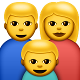 Family Emoji (Apple/iOS Version)