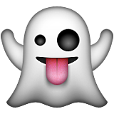 Ghost Emoji (Apple/iOS Version)