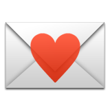 Love Letter Emoji (Apple/iOS Version)
