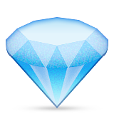 Gem Stone Emoji (Apple/iOS Version)
