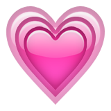 Growing Heart Emoji (Apple/iOS Version)