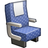 Seat Emoji (Apple/iOS Version)