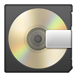 Minidisc Emoji (Apple/iOS Version)