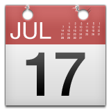 Calendar Emoji (Apple/iOS Version)