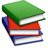Books Emoji (Apple/iOS Version)