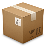 Package Emoji (Apple/iOS Version)