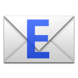 E-mail Symbol Emoji (Apple/iOS Version)