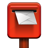 Postbox Emoji (Apple/iOS Version)