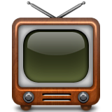 Television Emoji (Apple/iOS Version)
