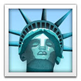Statue Of Liberty Emoji (Apple/iOS Version)