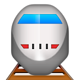 Train Emoji (Apple/iOS Version)