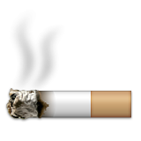 Smoking Symbol Emoji (Apple/iOS Version)
