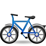 Bicycle Emoji (Apple/iOS Version)
