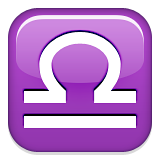Libra Emoji (Apple/iOS Version)