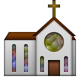 Church Emoji (Apple/iOS Version)