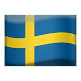 Bildresultat för emoji svenska flaggan