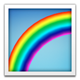 Image result for rainbow emoji