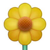 Blossom Emoji (Apple/iOS Version)