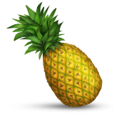 Pineapple Emoji (Apple/iOS Version)