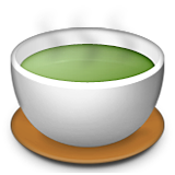 Teacup Without Handle Emoji (Apple/iOS Version)