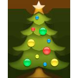 Christmas Tree Emoji (Apple/iOS Version)