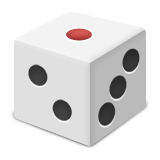 Game Die Emoji (Apple/iOS Version)