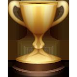 🏆 Trophy Emoji on Apple iOS 9.3