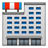 Department Store Emoji (Apple/iOS Version)