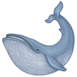 Whale Emoji (Apple/iOS Version)