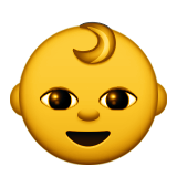 Baby Emoji (Apple/iOS Version)