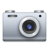 Camera Emoji (Apple/iOS Version)