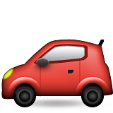 Automobile Emoji (Apple/iOS Version)