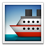 Ship Emoji (Apple/iOS Version)