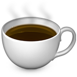 Image result for coffee cup emoji
