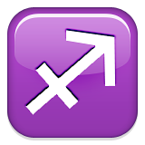 Sagittarius Emoji (Apple/iOS Version)