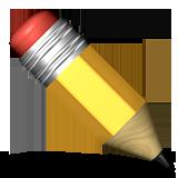 Výsledek obrázku pro emoji pen