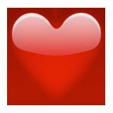 Billedresultat for emojis heart exposed