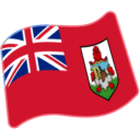 Flag For Bermuda Emoji Icon