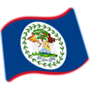 Flag For Belize Emoji - Hangouts / Android Version