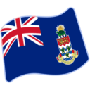 Flag For Cayman Islands Emoji Icon