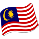 Flag For Malaysia Emoji (Google Hangouts / Android Version)